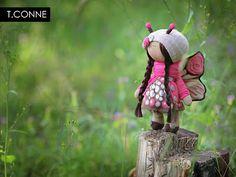 Les belles choses: Papillons d'été.