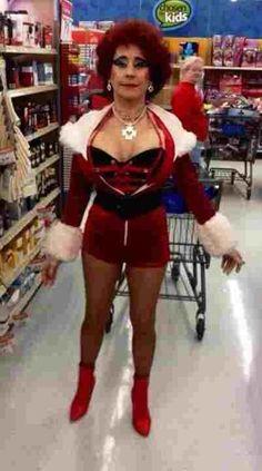 Bilderesultat for People Of Walmart Christmas Special - Even Santa Shops At Walmart