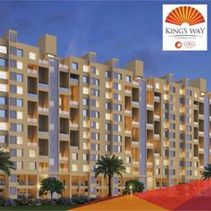 King's Way - 2 BHK flats by GKG Ventures at Sopan Baug, Pune. To know more Visit: http://www.puneproperties.com/kings-way-flats-sopanbaug.html #PuneProperties #FlatsinPune #ApartmentsinPune #FlatsinSopanBaug #ApartmentsinSopanBaug