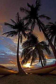Kihei Canoes - Maui, Hawaii