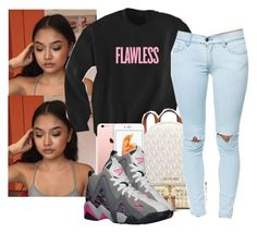 """""""Untitled #721"""" by yalonda-goodwin ❤ liked on Polyvore featuring xO Design, Michael Kors, Pistola, Reebok, women's clothing, women, female, woman, misses and juniors"""
