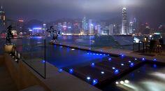 panoramic view hong kong intercontinental - Google Search
