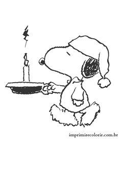 Snoopy Sonâmbulo