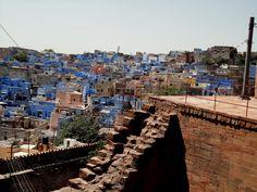 Jodhpur.... all blueee