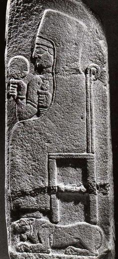 Hittite Goddess Kupaba Charchamish. Museum of Anatolian Civilizations, Ankara