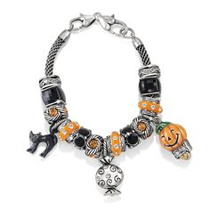Brighton Cat, Candy, and Pumpkin charms just in time for Halloween! #BrightonCharms