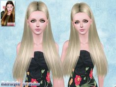 Sims 3 Finds - Hair-125 by Skysims at The Sims Resource