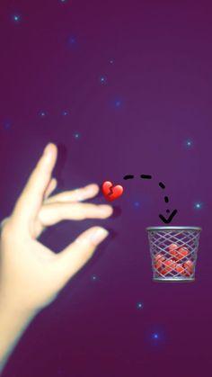 No love no problem 💔 Emoji Wallpaper Iphone, Cute Emoji Wallpaper, Sad Wallpaper, Tumblr Wallpaper, Black Wallpaper, Aesthetic Iphone Wallpaper, Galaxy Wallpaper, Snapchat Art, Snapchat Streak