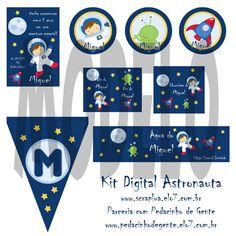 decoração quartos astronautas - Pesquisa Google