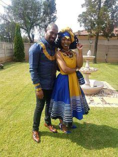 Xhosa traditional Doeks ,Kanga's /wraps, Dresses South African Traditional Dresses, Traditional Fashion, Traditional Outfits, Traditional Wedding, Traditional Styles, African Wedding Attire, African Attire, African Wear, African Style