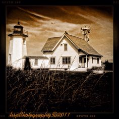 Wings Neck Light  (Cape Cod, Ma) (c) 2011 hspPhotography