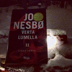 Jo Nesbo: Verta lumella 2, Lisää verta. #3/16.
