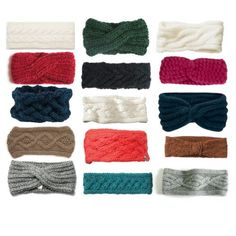 inspiration and realisation: DIY fashion blog: DIY double sided twisted headband  free pattern