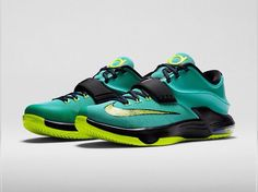 6ef075e9a805 Buy Online Cheap KD 7 Hyper Jade Volt Black Photo Blue 653996 370 New  Release from Reliable Online Cheap KD 7 Hyper Jade Volt Black Photo Blue  653996 370 ...