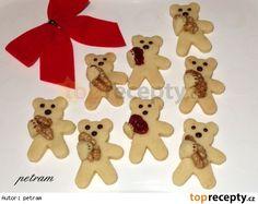 Medvídci s plnou náručí bez lepku, mléka a vajec Gingerbread Cookies, Teddy Bear, Toys, Gingerbread Cupcakes, Activity Toys, Clearance Toys, Teddy Bears, Gaming, Games