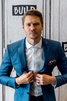 Chad Michael Murray at AOL Build Series March 2017 | POPSUGAR Celebrity