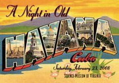 Image result for havana nights invitation