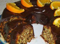Εύκολο κέικ πορτοκαλιού χωρίς αυγά και βούτυρο ~ Fantastikomagazine