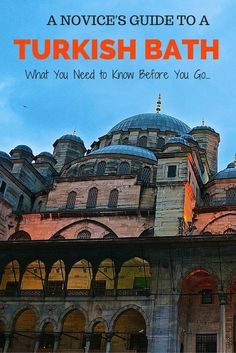 Turkish Bath Tips for the First Timer - What you Need to Know Before You Go. Click the pin to read the post from www. Turkey Vacation, Turkey Travel, Travel Advice, Travel Guides, Travel Tips, Turkey Destinations, Turkey Places, Beach Honeymoon Destinations, Visit Turkey