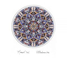 'Moment South African artist Lize Beekman Mandala ART Ink & pencil on paper Mandela Art, Smart Auto, South African Artists, Cars And Motorcycles, Ink, Fine Art, Tray, Pencil, Paper