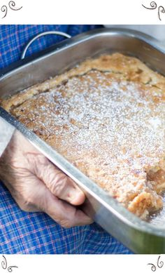 Granny's Apple Pie - A feeling of pure comfort and sweet coziness! That's how it tastes, especially when it comes directly out of the oven...