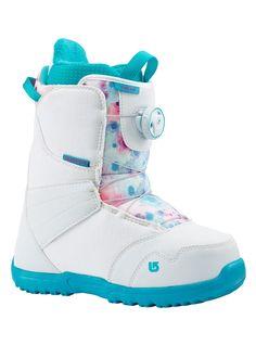 4772a123443 Kids  Burton Zipline Boa® Snowboard Boot