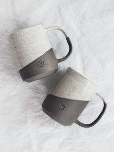 Willowvan ceramic mugs, Durham, NC