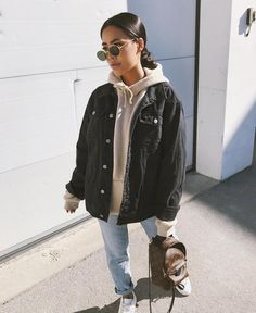winter outfits hipster Beautiful Winter Outfits Ideas That Always Looks Fantastic Educabit Winter Fashion Outfits, Fall Winter Outfits, Look Fashion, Fasion, Runway Fashion, Summer Outfits, Ootd Winter, Winter School Outfits, Casual College Outfits