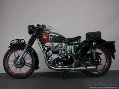 1950 Matchless Model G9