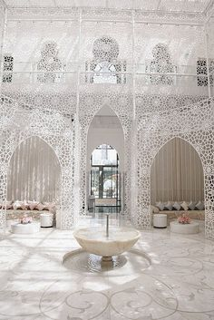 The Royal Mansour, Marrakech