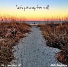 Peaceful, beautiful, pristine. Hilton Head Island is one of the most relaxing vacation spots on Earth! Beach