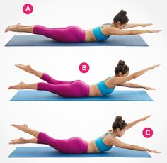 Pilate Exercises for Back Pain. Core strength is the foundation of Pilates exercise. #pilateexercises #backpain #backpainexercises