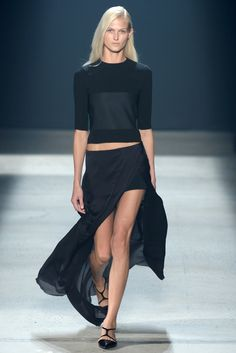 Sfilata Narciso Rodriguez New York -  Collezioni Primavera Estate 2014 - #Vogue #ss2014 #nyfw #NarcisoRodriguez