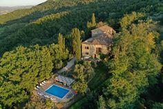 Photos of Montecastelli, Umbertide, Perugia, Umbria, Italy - 53311956 Umbria Italy, Image 30, Farmhouse, Mansions, House Styles, Photos, Mansion Houses, Mansion, Cottage