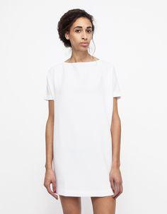 Angle Mini Dolman Dress