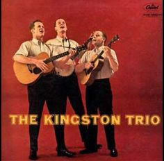 Buy LP The Kingston Trio Vinyl LP for R40.00