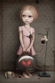 Girl Without a Heart by ~AnnMei