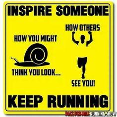 Keep running!!!  ♀️♀️♀️♀️♀️♀️