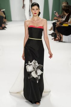 New York Fashion Week SS 2015 Carolina Herrera
