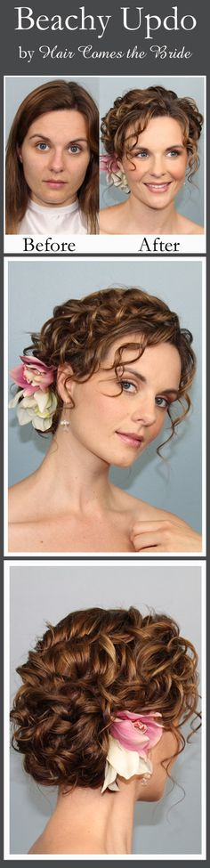 Updo by Hair Comes the Bride 4/13/13 #HairComesTheBrideWishList