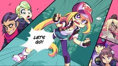 Don't miss Console Girl! by Rafchu.deviantart.com on @DeviantArt