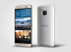 HTC One M9 PJA200 Sprint Unlocked 32GB Gold on Silver (New In Box)