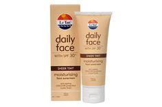 #TopTravelEssentials: @LeTanSummer Sheer Tint Face Sunscreen. WIN it! #style #beauty #travel