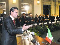 Gobernadores respaldan propuesta de @EPN http://www.eluniversal.com.mx/nacion/202706.html