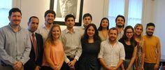 """Red Argentina de Centros de Estudios Internacionales RACEI. """"Equilibrium Global"""", socio-fundador. Reunión de trabajo agenda 2015 en la Fundación Konrad Adenauer. En Twitter: @redracei"""