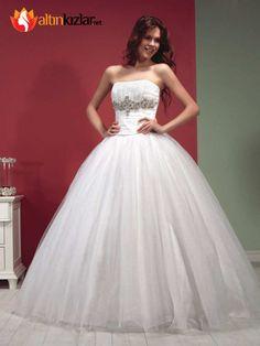 2015 Prenses Gelinlik Modelleri #gelinlik