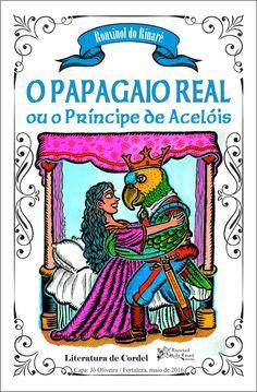 Cordel de Rouxinol do Rinaré com capa de Jô Oliveira