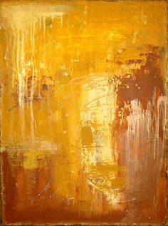 GOLDEN RULE  Abstract Acrylic Painting by Ora by orabirenbaum, $385.00  I really like this.