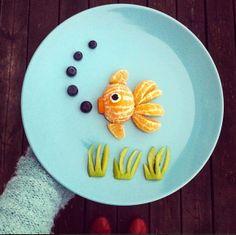 Breakfast art! By Idafrost
