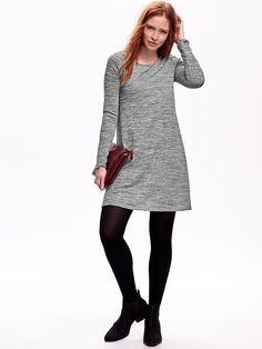 Space-Dye Swing Dress Product Image